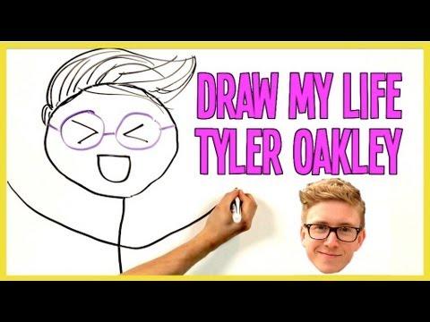 Draw My Life | Tyler Oakley