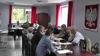 Dnia 31 sierpnia 2017r. w Ośrodku Kultury, Sportu i Turystyki we Wleniu odbyła się XXXIV Sesja Rady Mi