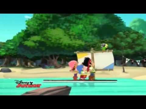 Disney Junior  - Jake e os Piratas da Terra do Nunca  - Os Jogos