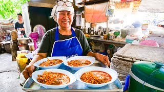 Amazing Thai Curry Noodles - 5 Best Bowls of KHAO SOI in Chiang Mai | สุดยอดข้าวซอยในเชียงใหม่