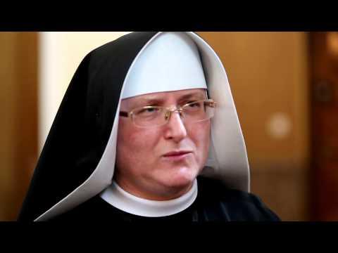S. Krystiana Chojnacka OSB - Życie zakonne nie jest łatwe, ale jest piękne!