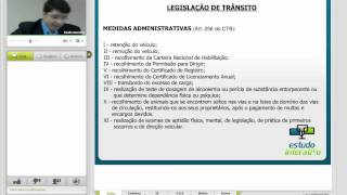Legislação De Trânsito Para A PRF Teoria