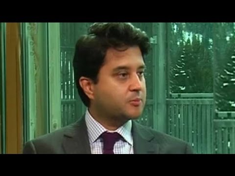 Indian economy can grow at 7 per cent: Jyotiraditya Scindia