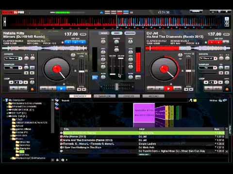 Tập đánh Virtual DJ