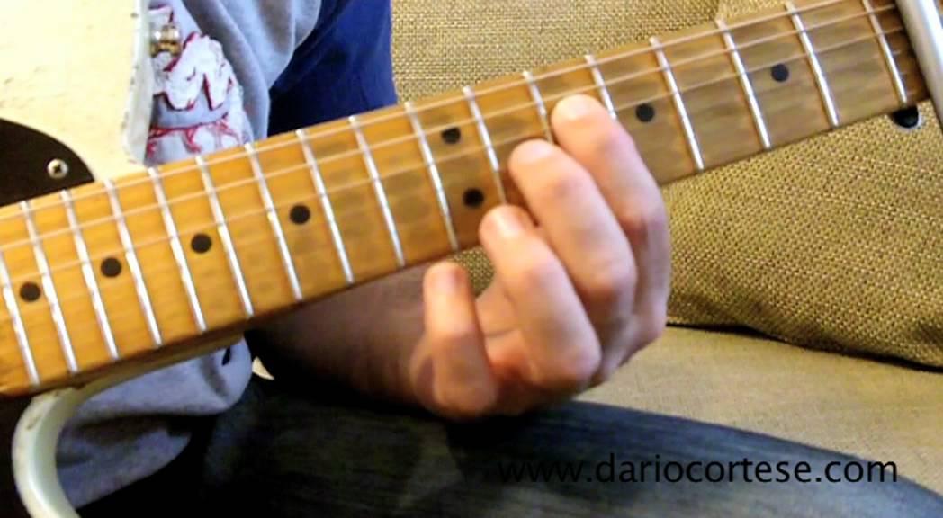 Merle haggard guitar licks