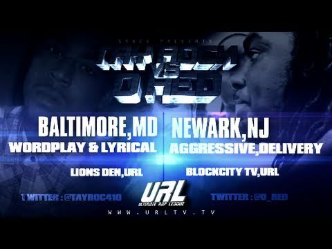 SMACK/ URL Presents Tay Rock vs O-Red