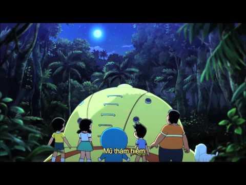 Doraemon: Nobita Thám Hiểm Vùng Đất Mới - Trailer Chính Thức