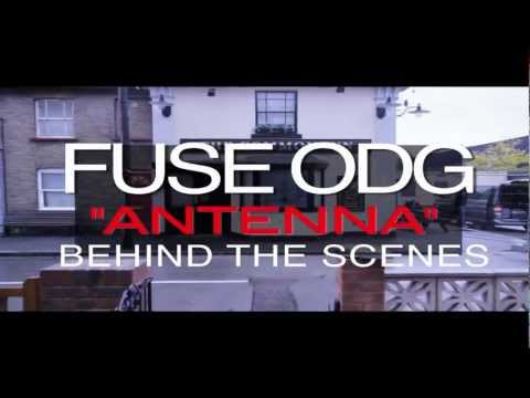 Mr Moe Musa - Behind The Scenes of Fuse ODG 'Antenna' Music Video