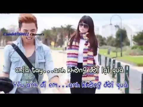 [karaoke] Anh không đòi quà - Karik ft OnlyC [HDbeat][720p@60]