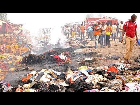 Le Nigeria endeuillé par un double attentat