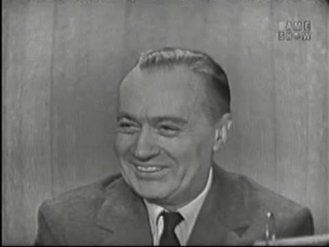 What's My Line? - Charles Boyer; Martin Gabel [panel] (Nov 9, 1958)