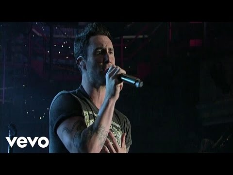 Maroon 5 - This Love (Live on Letterman)