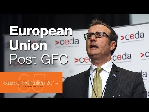 European Union post GFC - Sem Fabrizi