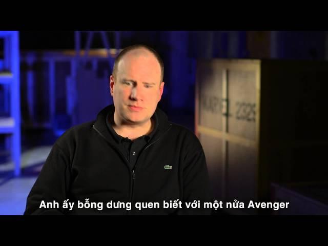 Captain America 2: Chiến Binh Mùa Đông - Phỏng vấn đội ngũ sản xuất