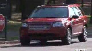 Review: 2008 Landrover LR2 videos