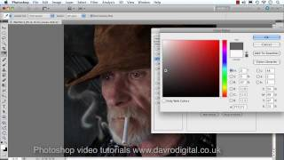 Adding Cigarette Smoke Effect In Photoshop
