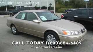 2001 TOYOTA CAMRY LE REVIEW * LOW MILES * For Sale