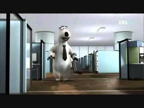 Chú gấu ngốc nghếch   hậu đậu   vui nhộn   Bernard bear   tập 5   YouTube 360p