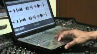 COMO CONECTAR MIXER A LAPTOP Y GRABAR AUDIO (1a.Parte