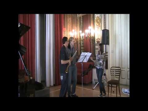 Arno Bornkamp masterclass at Casino Sociale June 26 2010 part 2