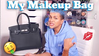 Whats In My Makeup Bag (Holy Grails, Favorites, New Products, Travel Tips) | Gabriel Zamora