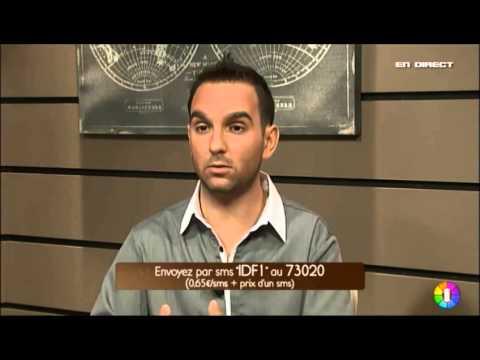 Emission de television ID ASTRO avec Thomas D'Ana sur IDF1 le 02 Juillet 2013