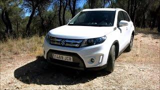 Suzuki Vitara - Prueba Portalcoches