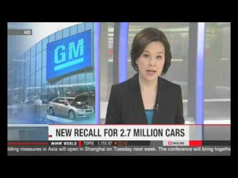 GM recalls another 3 million vehicles