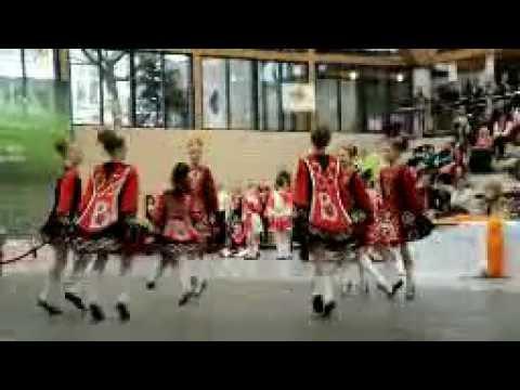 Deutsche Meisterschaften im irischen Tanz in Sindelfingen