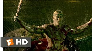 Beowulf (3/10) Movie CLIP Sea Monsters (2007) HD