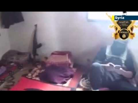 British jihadists provide video tour of living conditions for foreign jihadis fighting in Syria