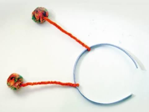 Antenna Headband Craft