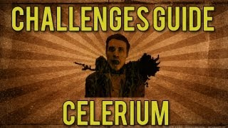 Black Ops 2: Celerium Challenges Guide