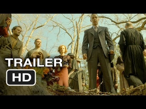 Lawless Official Trailer #1 (2012) Shia LaBeouf Movie HD