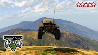 GTA 5 Attacking The BASE LiveStream Online! Killing