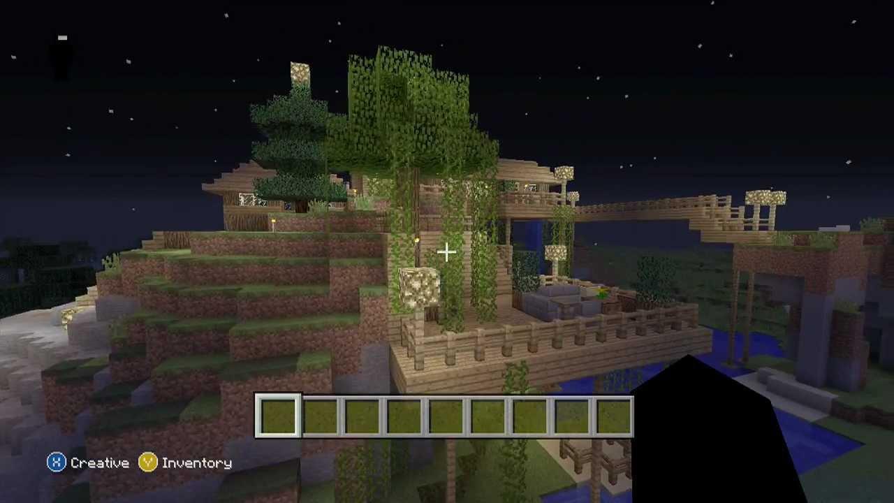 Galerry minecraft house design ideas xbox 360