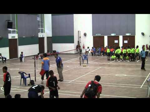 Perlawanan Akhir Kumpulan Kejohanan SepakTakraw MSSWP B12