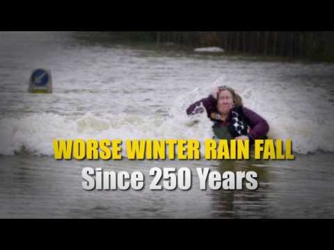 2014 Prophecy Great Britain's Apocalyptic Floods A Must See!