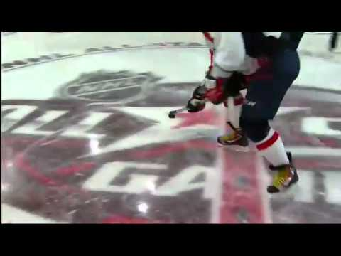 NHL: 2011 Skills Competition - Alex Ovechkin Breakaway Challenge