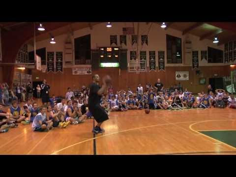 2013 Warriors Basketball Summer Camps: Stephen Curry Overnight Camp