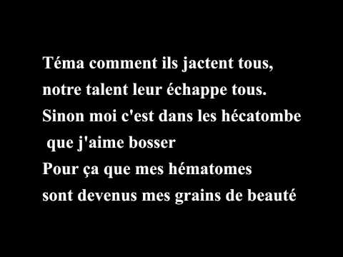 [Paroles] Sexion d'Assaut - Cérémonie HQ