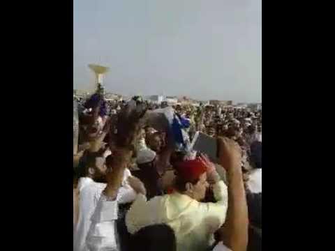 طرد الإمام في صلاة العيد