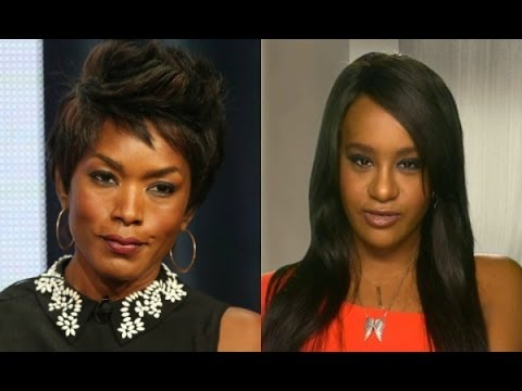 Bobbi Kristina GOES IN on Angela Bassett Following Whitney Houston Biopic Interview