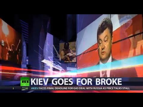 CrossTalk: Kiev Goes For Broke