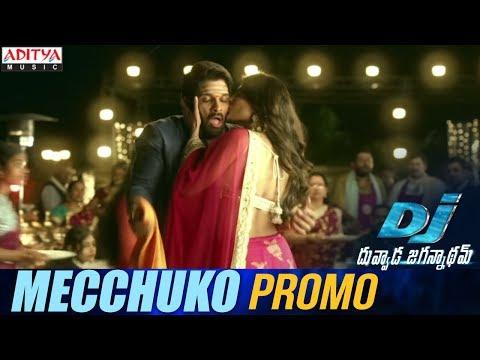 Duvvada-Jagannadham-Movie-Mecchuko-Song-Promo