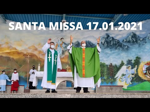 Santa Missa | 17.01.2021 | Domingo | Padre José Sometti | ANSPAZ