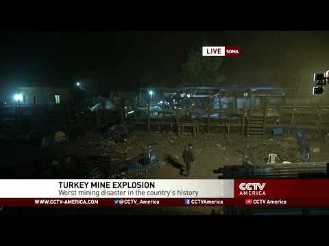 Worst Mining Disaster in Turkey's History