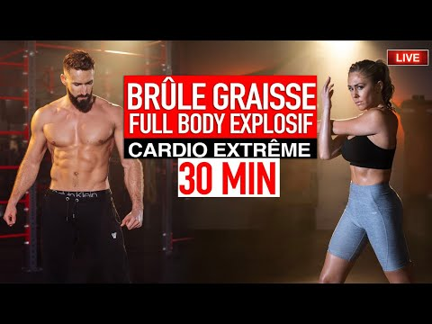 CARDIO BRÛLE GRAISSE EXPLOSIF 🔥 | Justine Gallice