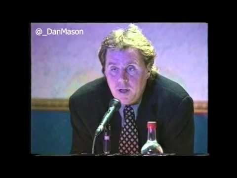 1996: West Ham fan tells Harry Redknapp and Frank Lampard that Scott Canham is a better player
