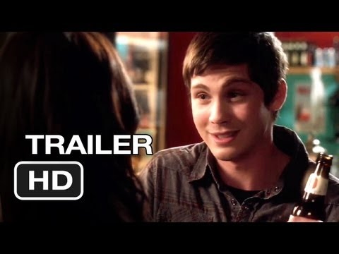 Stuck In Love Official Trailer #1 (2013) Logan Lerman, Greg Kinnear Movie (HD)